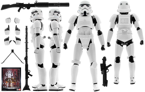Stormtrooper (Rogue One) - Tamashii Nations - S.H. Figuarts