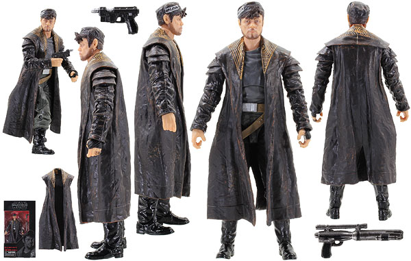 DJ (Canto Bight) (57) - The Black Series - 6-Inch Figures