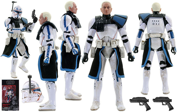 Clone Captain Rex (59) - The Black Series - 6-Inch Figures