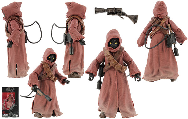 Jawa (61) - The Black Series [Phase III] - 6-Inch Figures