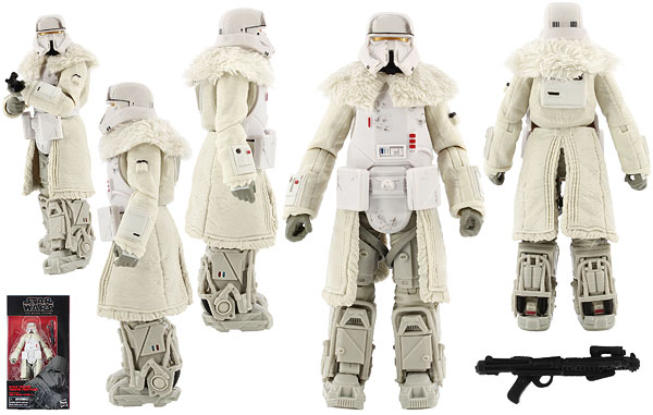 Range Trooper (64) - The Black Series [Phase III] - 6-Inch Figures