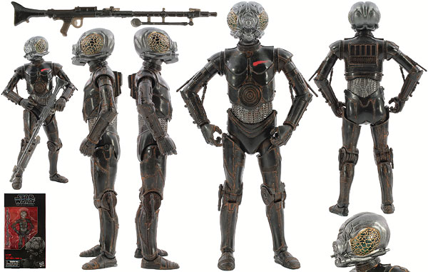 4-LOM (67) - The Black Series [Phase III] - 6-Inch Figures