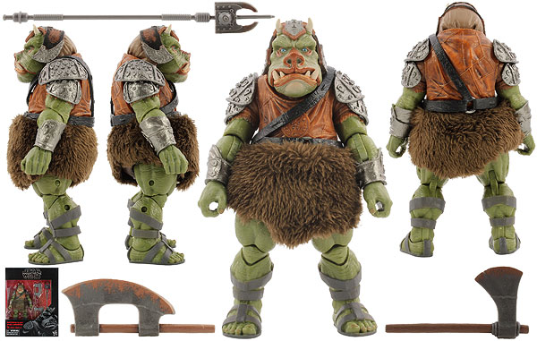 Gamorrean Guard - The Black Series [Phase III] - Six Inch Exclusives