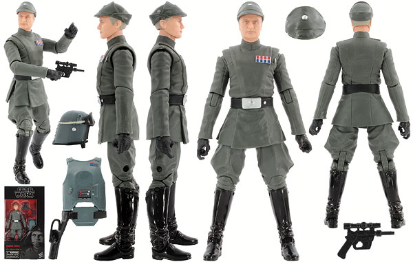 General Veers (Walgreens) - The Black Series [Phase III] - 6-Inch Figures