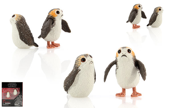 Porgs - The Black Series [Phase III] - Six Inch Figures