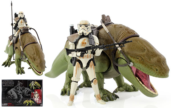Dewback/Sandtrooper (04) - The Black Series [Phase III] - 6-Inch Vehicles