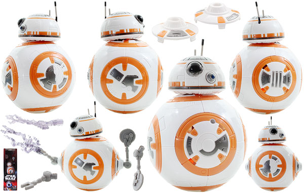 BB-8 - The Force Awakens - 12-Inch Figures