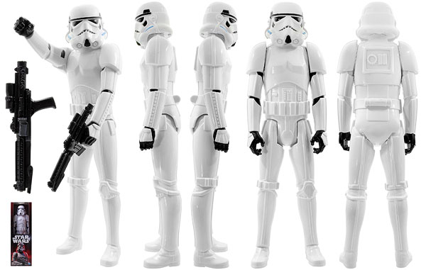 Stormtrooper - The Force Awakens - 12-Inch Figures