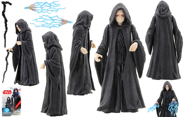 Emperor Palpatine - Star Wars [The Last Jedi] - Basic Figures