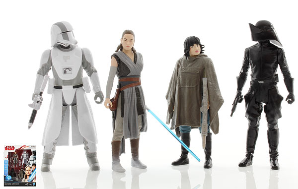Battle of Crait - Star Wars [The Last Jedi] - Multipacks