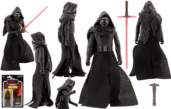 Kylo Ren (VC117) - The Vintage Collection