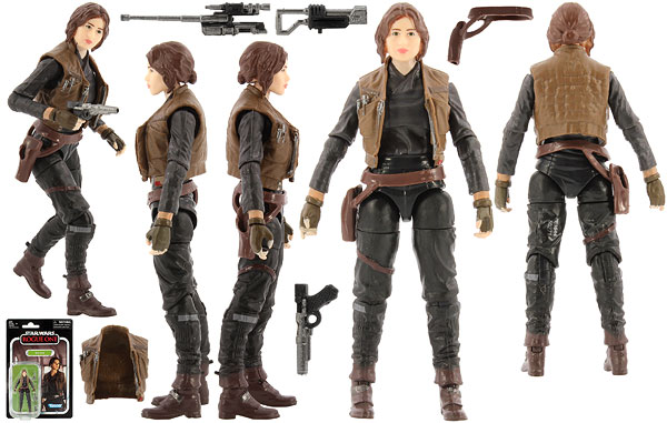 Jyn Erso (VC119) - The Vintage Collection