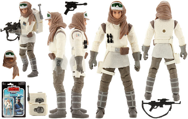 Rebel Soldier (Hoth) (VC120) - The Vintage Collection