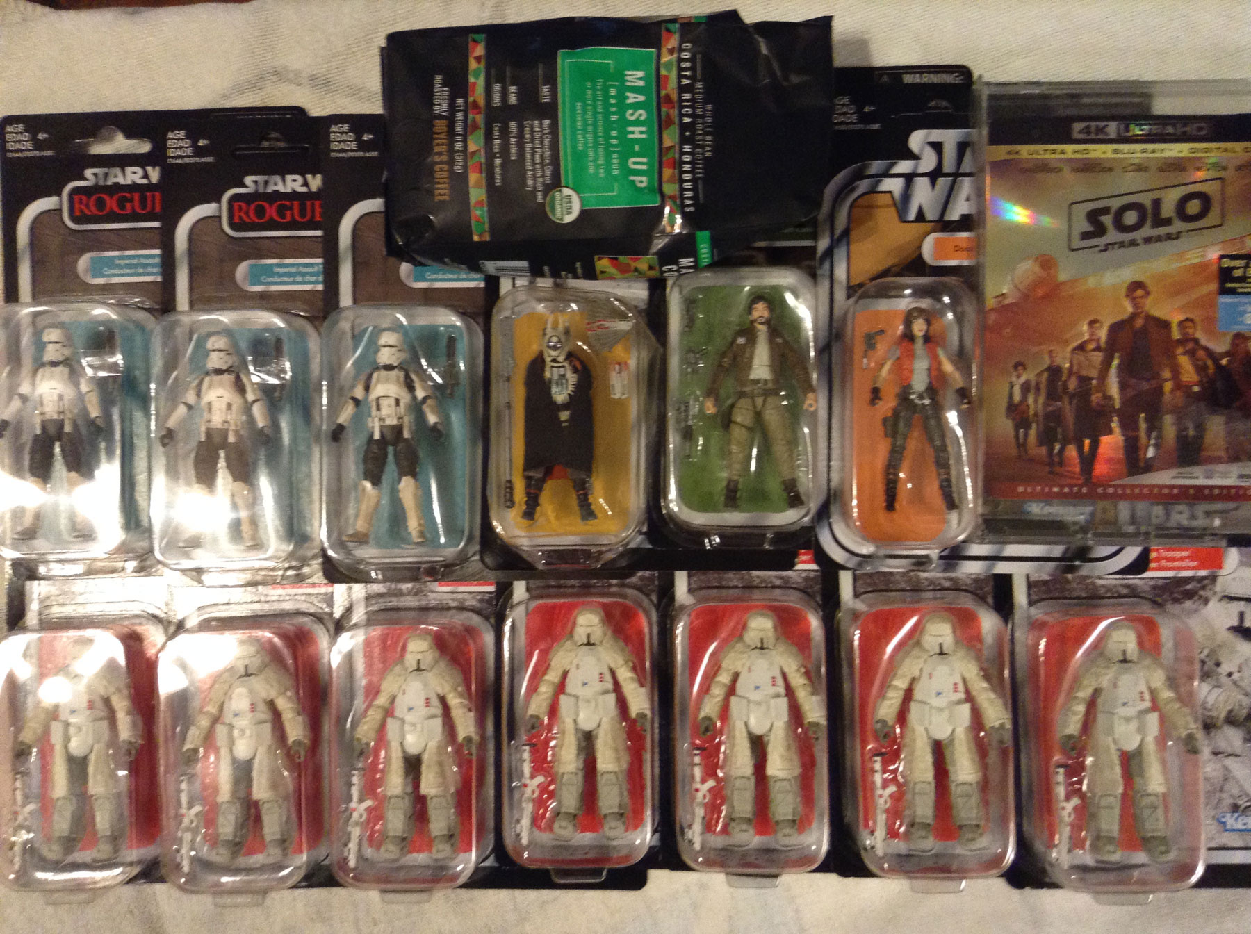 bd252c51ec8f JTA reader Scot M. found all of the latest The Vintage Collection basic  figures at his local Walmart for $2 a piece. You couldn't make this up if  you tried.