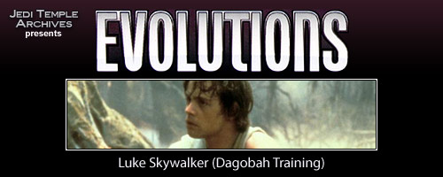 Luke Skywalker (Dagobah Training)