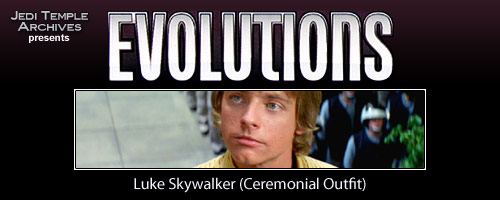 Luke Skywalker (Ceremonial Outfit)