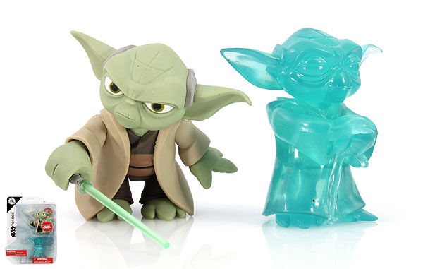 Jedi Master and Force Spirit Yoda - Star Wars Toybox - Disney