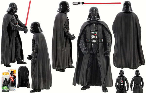 Darth Vader - Star Wars [Solo] - Basic Figures