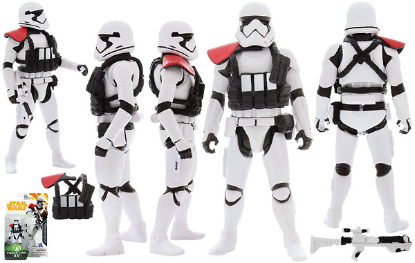 First Order Stormtrooper Officer - Star Wars [Solo] - Basic Figures