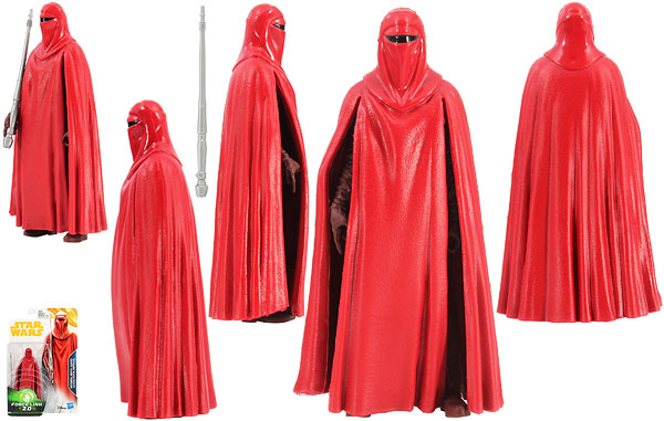 Imperial Royal Guard - Star Wars [Solo] - Basic Figures