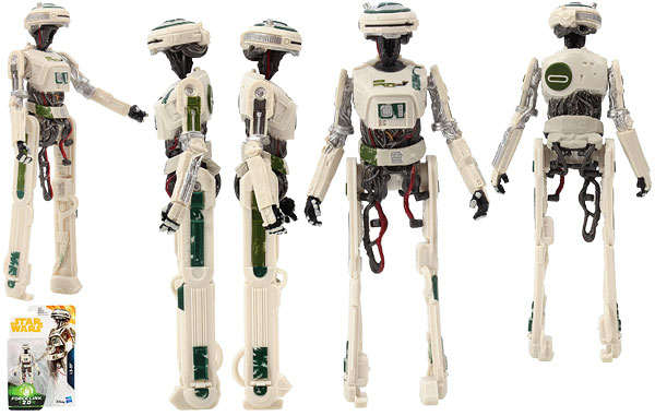 L3-37 - Star Wars [Solo] - Basic Figures