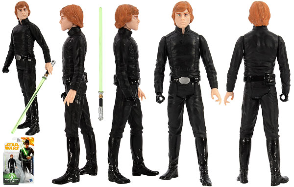 Luke Skywalker - Star Wars [Solo] - Basic Figures