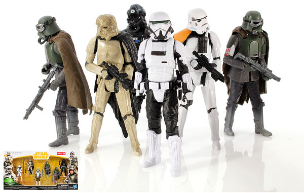 Solo Imperial Forces 6-Pack - Star Wars [Solo] - Multipacks