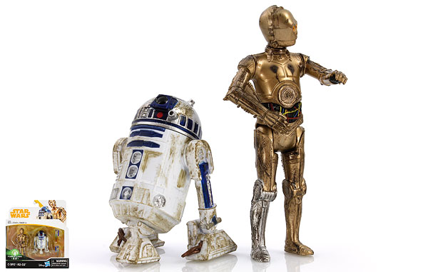 C-3PO/R2-D2 - Star Wars [Solo] - Two-Packs