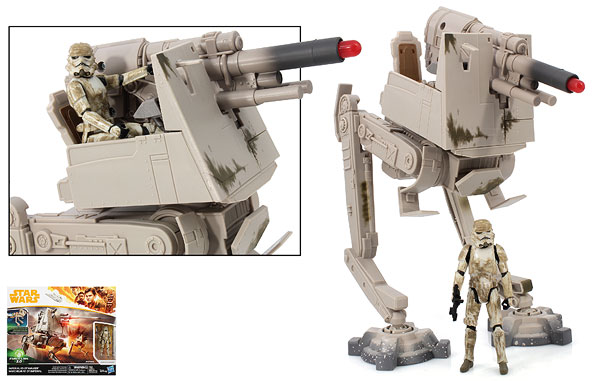 Imperial AT-DT Walker - Star Wars [Solo] - Vehicles