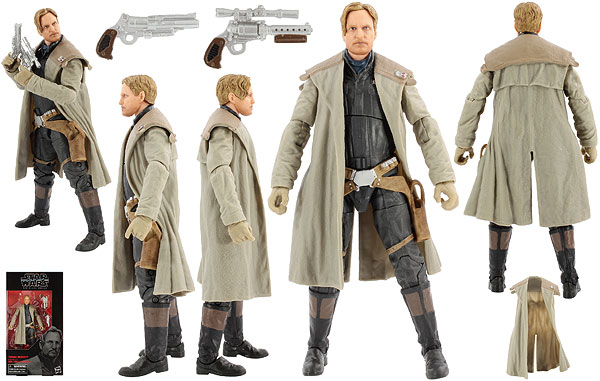 Tobias Beckett (68) - The Black Series [Phase III] - 6-Inch Figures