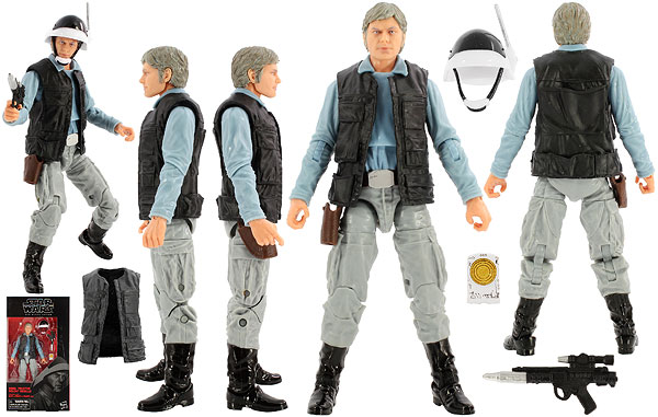 Rebel Trooper (69) - The Black Series [Phase III] - 6-Inch Figures