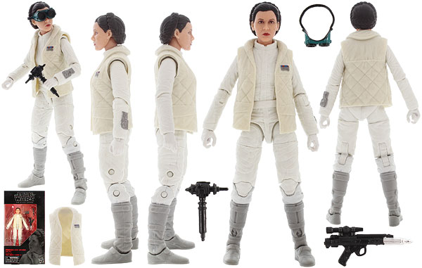 Princess Leia Organa (75) - The Black Series
