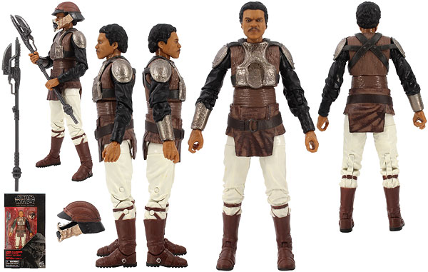 Lando Calrissian (Skiff Guard) (76) - The Black Series