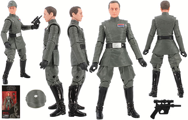 Admiral Piett - The Black Series - Online Exclusive