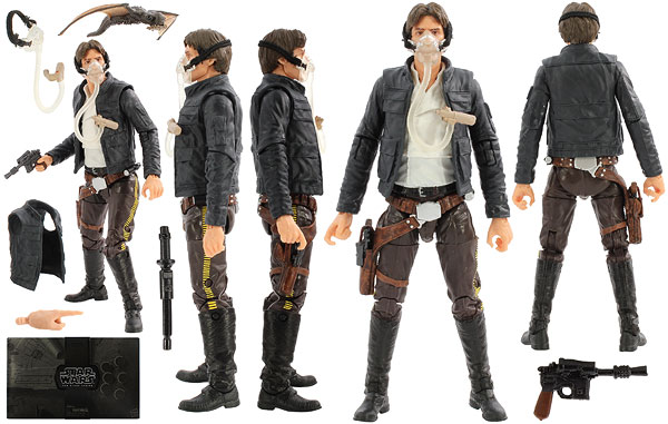 Han Solo (Exogorth Escape) - The Black Series [Phase III] - Exclusives