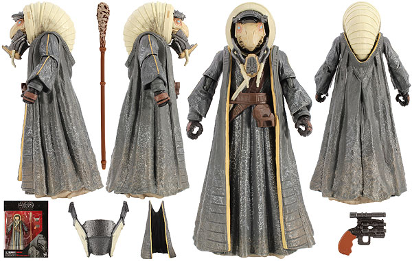 Moloch - The Black Series - Exclusives