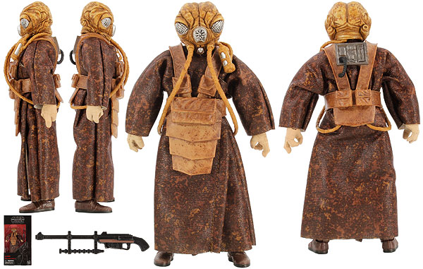 Zuckuss - The Black Series - Exclusives