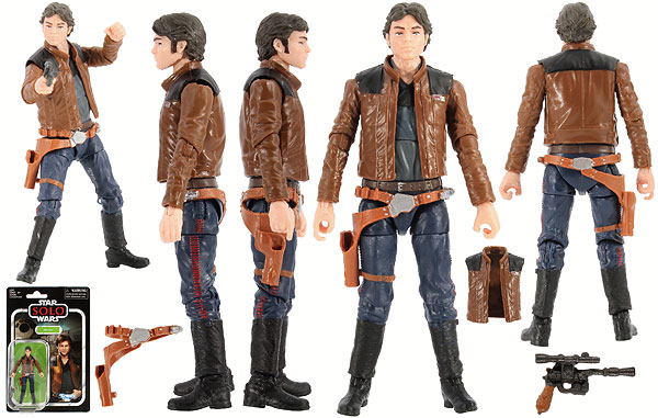 Han Solo (VC124) - The Vintage Collection