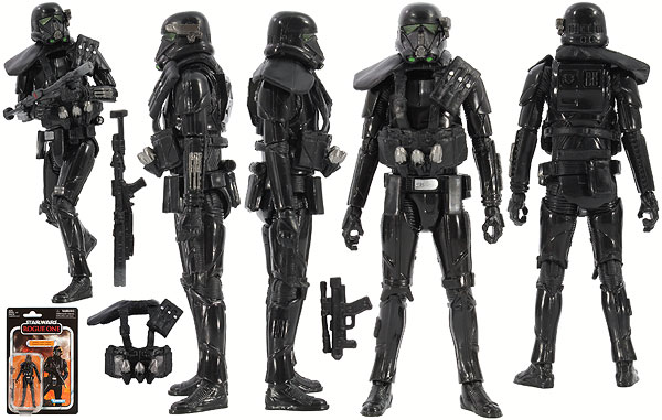 Imperial Death Trooper (VC127) - The Vintage Collection