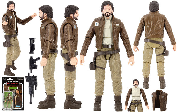 Captain Cassian Andor (VC130) - The Vintage Collection