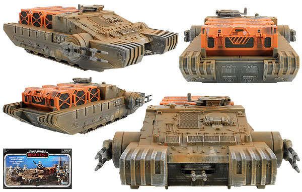 Imperial Combat Assault Tank - The Vintage Collection - Vehicles
