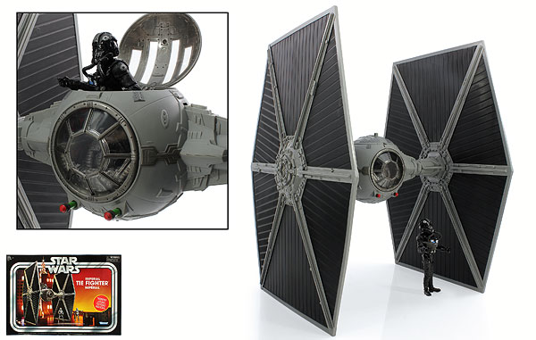 Imperial TIE Fighter - The Vintage Collection - Vehicles