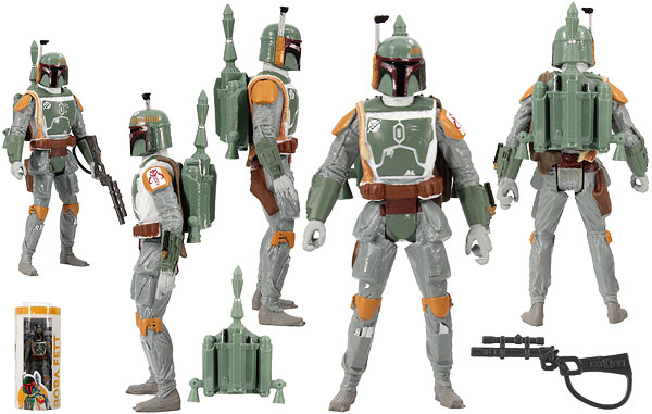 Boba Fett (The Bounty Hunter) - Galaxy of Adventures