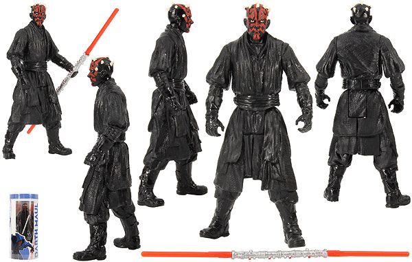 Darth Maul (The Sith Apprentice) - Galaxy of Adventures