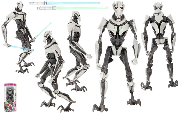 General Grievous (The Droid General) - Galaxy of Adventures