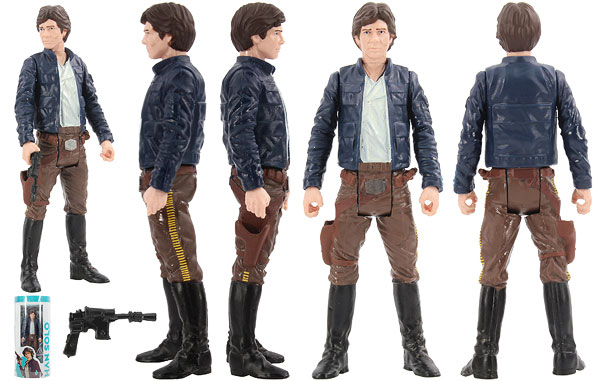 Han Solo (The Scoundrel) - Galaxy of Adventures