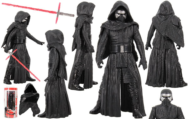 Kylo Ren (The Dark Warrior) - Galaxy of Adventures