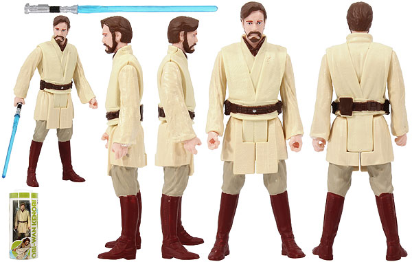 Obi-Wan Kenobi (The Mentor) - Galaxy of Adventures