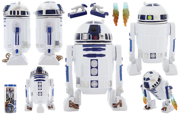 R2-D2 (The Astromech) - Galaxy of Adventures
