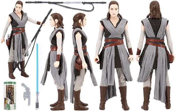 Rey (The Scavenger) - Galaxy of Adventures
